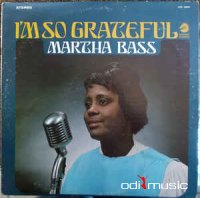 Martha Bass - I'm So Grateful (Vinyl, LP, Album)