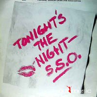 The S.S.O. Orchestra Featuring Douglas Lucas & The Sugar Sisters - Tonight's The Night (1976)