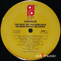 Various - The Best Of Philadelphia International Records (1981)