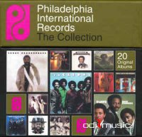 Various - Philadelphia International Records - The Collection (CDX20)