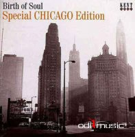 Various - Birth Of Soul - Special Chicago Edition (CD)