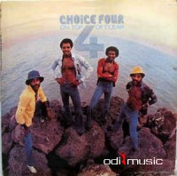 The Choice Four - On Top Of Clear (Vinyl, LP, Album)