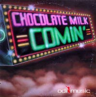 Cover Album of Chocolate Milk - Comin' (Vinyl, LP, Album)