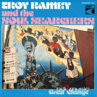 Troy Ramey & The Soul Searchers - Great Change (Vinyl, LP, Album)