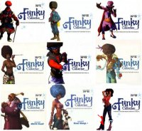 Various - Funky Collector Vol.01-18 18 Volumes