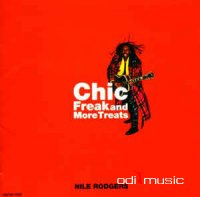 Nile Rodgers - Chic Freak And More Treats (CD, Album)