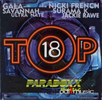 Various - Top 18 (CD) 1997