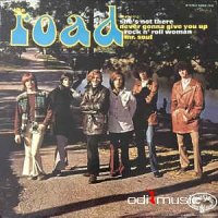 The Road - The Road (1969) Lp