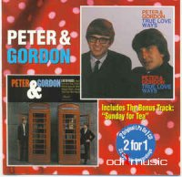 Peter & Gordon - I Go To Pieces / True Love Ways (CD, Album)