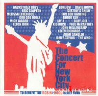 Various - The Concert For New York City (CD) 2001 2xCD