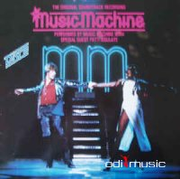 The Music Machine With Patti Boulaye - The Music Machine (1979)