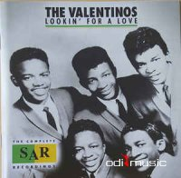 The Valentinos - Lookin' For A Love The Complete SAR Records