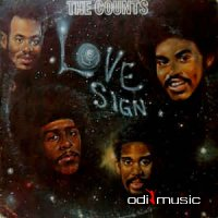 The Counts - Love Sign (Vinyl, LP, Album)