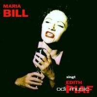 Maria Bill - Singt Edith Piaf (CD)