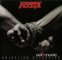Accept - Objection Overruled (Vinyl, LP, Album)