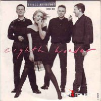 Cover Album of Eighth Wonder - Cross My Heart (CD,Maxi) (1988)