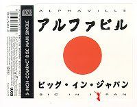 Alphaville - Big In Japan 1992 A.D.(CD,Maxi Single) (1992)