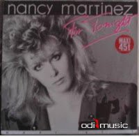 Nancy Martinez - For Tonight (12'' 1986)