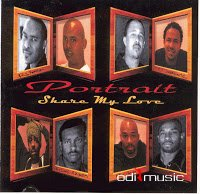 Portrait - Share My Love (CD, Album)