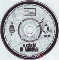 VA - A Cellarful Of Motown! Vol.1 (2002)