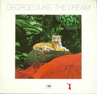 Cover Album of George Duke - The Dream (1978)