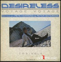 Desireless - Voyage Voyage (Britmix) (CD) 1988