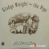 Gladys Knight And The Pips - All I Need Is Time (Vinyl, LP, Album) (1973)
