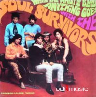 Soul Survivors - When The Whistle Blows Anything Goes (Vinyl, LP)