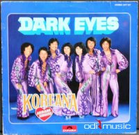 Koreana Arirang Singers - Dark Eyes (Vinyl, LP, Album)