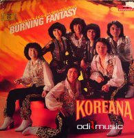 Koreana - Burning Fantasy (Vinyl, LP, Album)