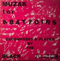The Black Phlegm - Muzak For Abattoirs (Vinyl, LP) 1989