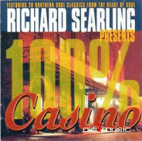 Various - Richard Searling Presents 100% Casino (CD)