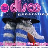 VA - Disco Generation (2001)