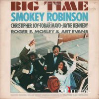 Smokey Robinson - Big Time - Original Music Score From The Motion Picture (Vinyl)