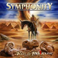 Symphonity - King of Persia (CD, Album)