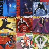 Various - Maxi Power vol.1-8 (1993-1996)