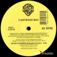 Fleetwood Mac - Seven Wonders (US 12″ Maxi Single)