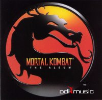 The Immortals - Mortal Kombat (The Album) (CDA-1994)