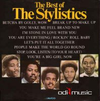 The Stylistics - The Best Of The Stylistics (Vinyl, LP)