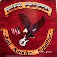 Mark Farner - Just Another Injustice  (CD)