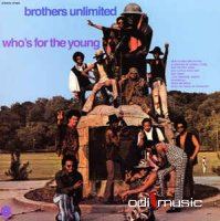 Cover Album of Brothers Unlimited - Who's For The Young (Vinyl, LP)