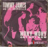Tommy James And The Shondells - Mony Mony (Vinyl) 1968