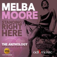 Melba Moore - Standing Right Here (2016) The Anthology (2CD)