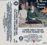 The Chuck Fulmore Trio - A Warm Family Feeling (Vinyl, LP, Album)