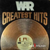War - Greatest Hits (Vinyl, LP)