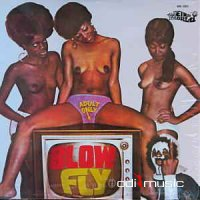 Blowfly - Blowfly On TV (Vinyl, LP)