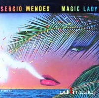 Sergio Mendes Brasil '88 - Magic Lady (Vinyl, LP, Album)