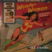 Unknown Artist - Wonder Woman (Vinyl, LP)