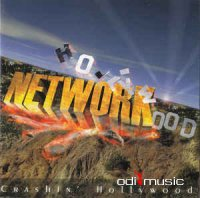 Cover Album of Network - Crashin' Hollywood (CD, Album)