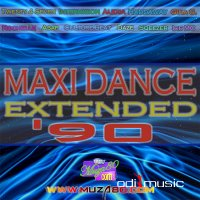 Various - Maxi Dance Extended'90 Vol.1